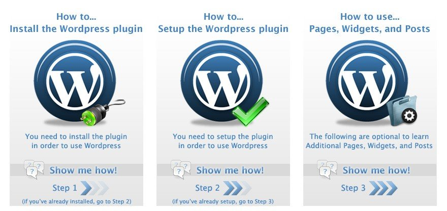 Lezioni di wordpress by Digilive